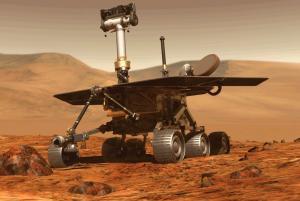 «Opportunity»: Το ρομπότ που έχει «δει» 5.000 ηλιοβασιλέματα στον Άρη!