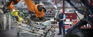 H Mercedes-Benz δημιουργεί την πιο σύγχρονη γραμμή παραγωγής στον κόσμο