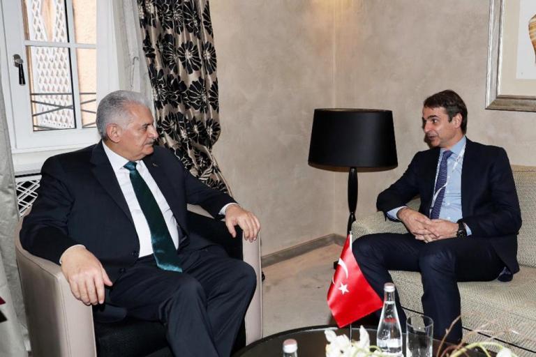 Μητσοτάκης: Συναντήσεις με Κουρτς, Γιλντιρίμ και Λαβρόφ | Newsit.gr