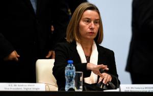 Συνάντηση Τσίπρα – Μογκερίνι – «Η Ε.Ε στηρίζει την Ελλάδα απέναντι στην Τουρκική προκλητικότητα»