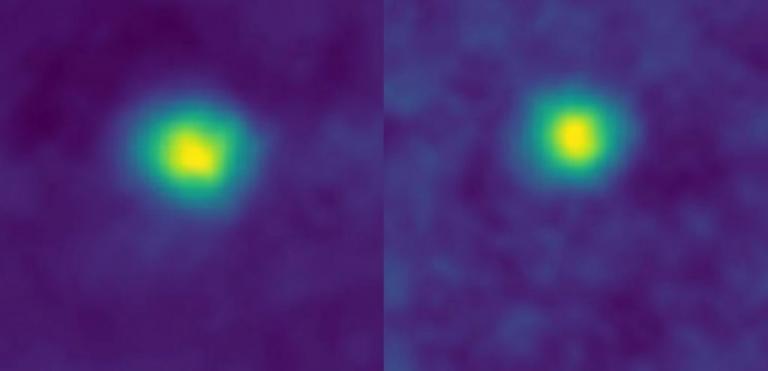 Δέος! Το New Horizons της NASA τράβηξε φωτογραφίες από απόσταση 6,12 δισεκατομμυρίων χιλιομέτρων! | Newsit.gr