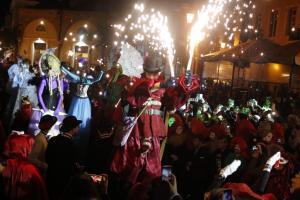 Χαμός στο Βενετσιάνικο Καρναβάλι στο Ναύπλιο!