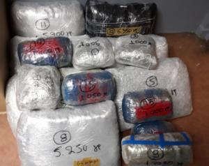 Ιωάννινα: Πάνω από 46 κιλά κάνναβης έκρυβε 34χρονος σε δύσβατη περιοχή