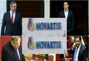 Novartis: «Σκοτωμός»! Μηνύσεις, «βαριές» κουβέντες και αποκαλύψεις με ονόματα