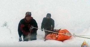Video από την επιχείρηση για τους δυο ορειβάτες στο Καϊμάκτσαλαν