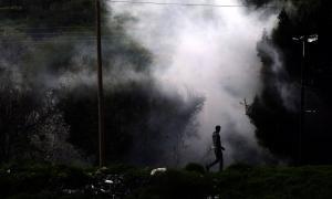 Οργισμένη αντίδραση Παλαιστινίων για την Ιερουσαλήμ – Νέες σφοδρές συγκρούσεις μεταξύ Παλαιστινίων και Ισραηλινών –