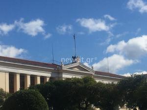Κατάληψη της Πρυτανείας από αντιεξουσιαστές [pics]