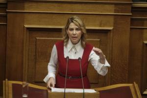 Κατερίνα Παπακώστα: Μηνύματα με πολλούς αποδέκτες! «Η υπόθεση Novartis είναι σκάνδαλο»