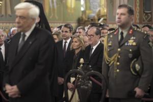 Παυλόπουλος για Σκοπιανό: «Θεμιτές οι διαφορές αλλά όχι στα σημαντικά»