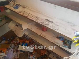 Καρπενήσι: «Άδειασαν» το περίπτερο δίπλα από το αστυνομικό μέγαρο – Θρασύτατη διάρρηξη, σε απόγνωση ο ιδιοκτήτης [pics]