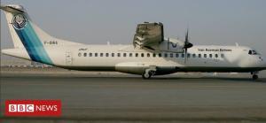 Συνετρίβη αεροσκάφος με 60 επιβάτες στο Ιράν!