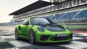 Η νέα 911 GT3 RS είναι ίσως η τελευταία ατμοσφαιρική Porsche 911 [vid]