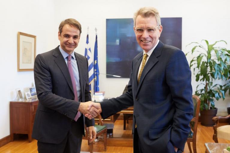 ΝΔ για Novartis: Ο Πάιατ μάς είπε ότι δεν υπάρχει καμία έρευνα του FBI για Έλληνες πολιτικούς | Newsit.gr