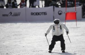 Χειμερινοί Ολυμπιακοί Αγώνες: Τα ρομπότ έκαναν σκι και έκλεψαν την παράσταση