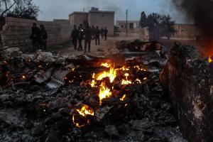 Αφρίν: Η Τουρκία διαψεύδει ότι βομβάρδισε σχολείο και τη μονάδα υδροδότησης