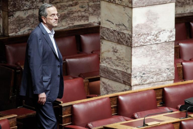 Novartis: «Μύδροι» Σαμαρά! «Καταθέτω μήνυση στον ετοιμόρροπο Τσίπρα»! | Newsit.gr