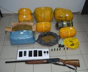 Σέρρες: Νέες συλλήψεις εμπόρων ναρκωτικών – Η καταδίωξη σε δάσος και η απόφαση του τσιλιαδόρου [pics]