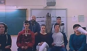 Πρωτοπορούν οι μαθητές της Σίφνου με ένα ρομποτικό δέντρο