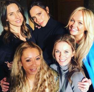 Ντελίριο ενθουσιασμού για τους fans! Επιστρέφουν οι Spice Girls;