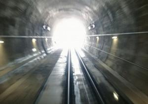 Δομοκός: Αυτή είναι η μεγαλύτερη σιδηροδρομική σήραγγα των Βαλκανίων που αλλάζει τα δεδομένα στις μετακινήσεις [pics, vid]