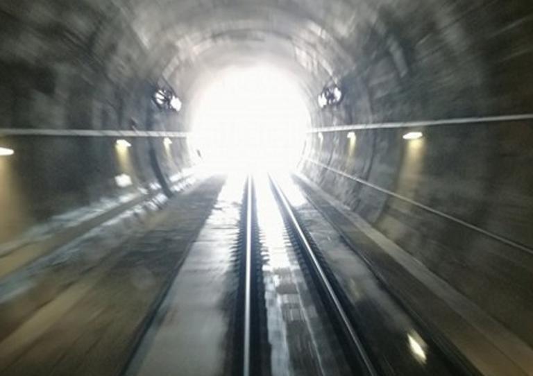 Δομοκός: Αυτή είναι η μεγαλύτερη σιδηροδρομική σήραγγα των Βαλκανίων που αλλάζει τα δεδομένα στις μετακινήσεις [pics, vid] | Newsit.gr