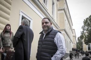 Στέλιος Διονυσίου: 8 μήνες με αναστολή για το επεισόδιο με αστυνομικό