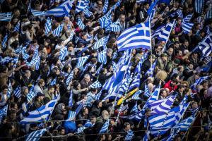 """Τριπλάσιο """"βλέπει"""" το συλλαλητήριο ο Δημήτρης Μάρδας – Πάνω από 500.000 άνθρωποι"""