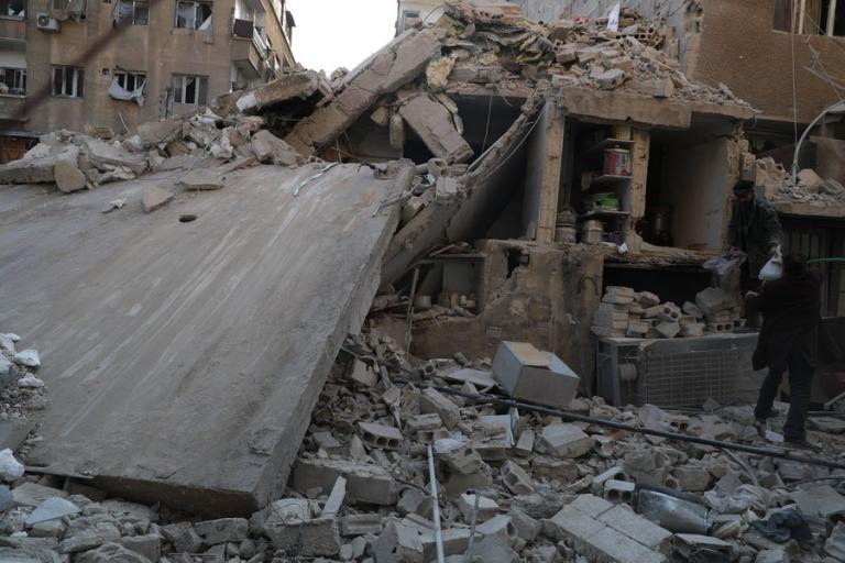 Συρία: Επτά άμαχοι νεκροί από επιδρομές των δυνάμεων του Άσαντ εναντίον ανταρτών