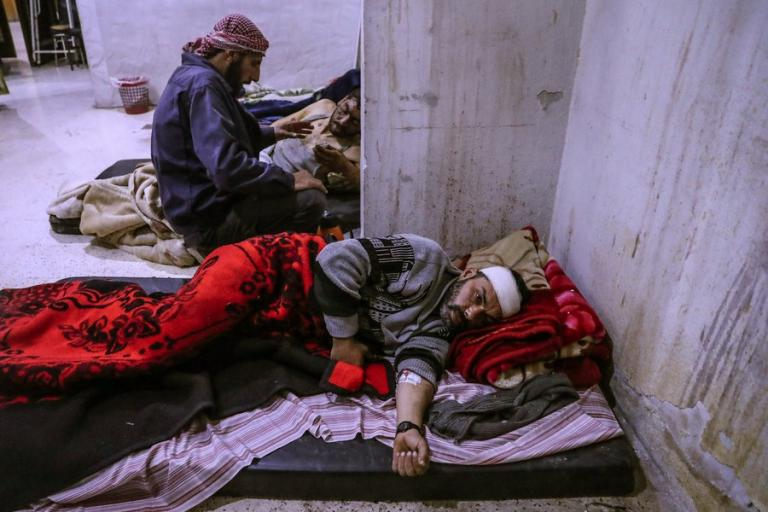 Συρία: Απόλυτη… «εφαρμογή» της εκεχειρίας – 14 νεκροί από χημικά όπλα | Newsit.gr