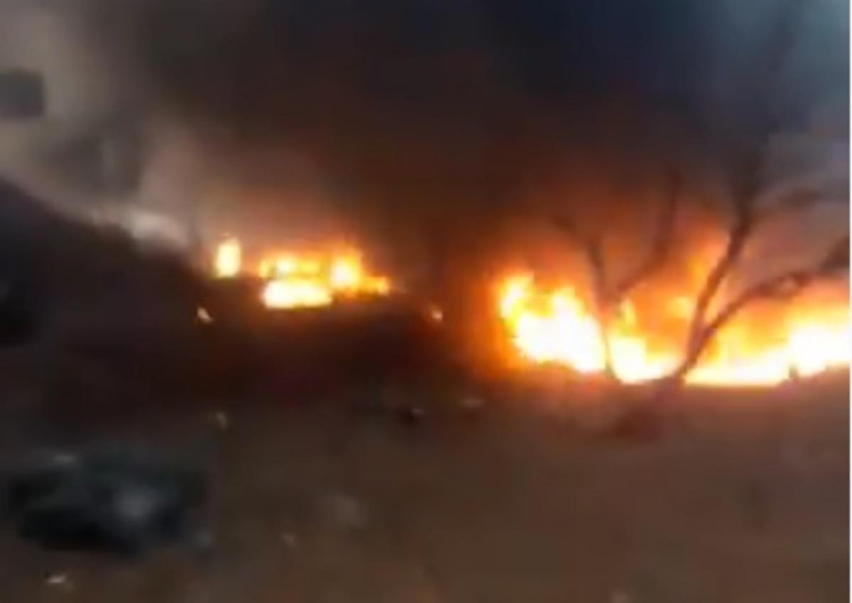 Τζιχαντιστές κατέρριψαν το ρωσικό μαχητικό αεροσκάφος – Νεκρός ο πιλότος | Newsit.gr