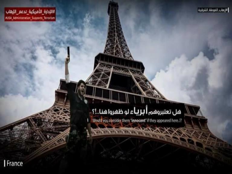 Ανατριχιαστική προπαγάνδα για την Συρία! Οπλισμένοι στρατιώτες στην «καρδιά» της Ευρώπης [pics] | Newsit.gr
