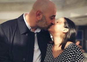 Κατερίνα Τσάβαλου: Ο θρησκευτικός της γάμος και η βάφτιση της κόρης της