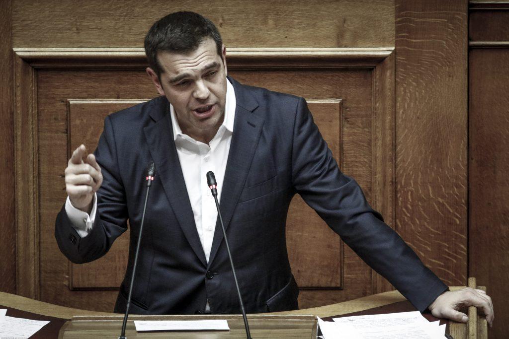 Novartis Τσίπρας Μητσοτάκης Σαμαράς Βουλή