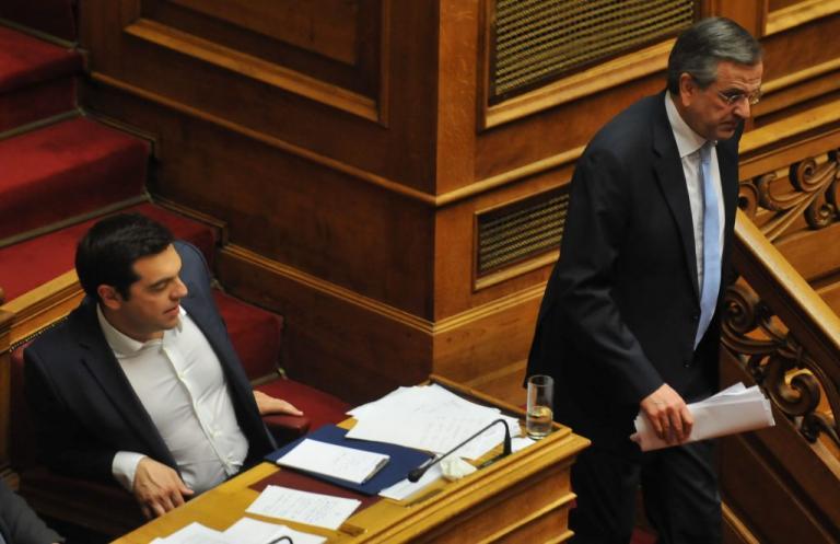 Μαξίμου σε Σαμαρά: Κάνε μήνυση και στο παρελθόν σου που σε καταδιώκει | Newsit.gr