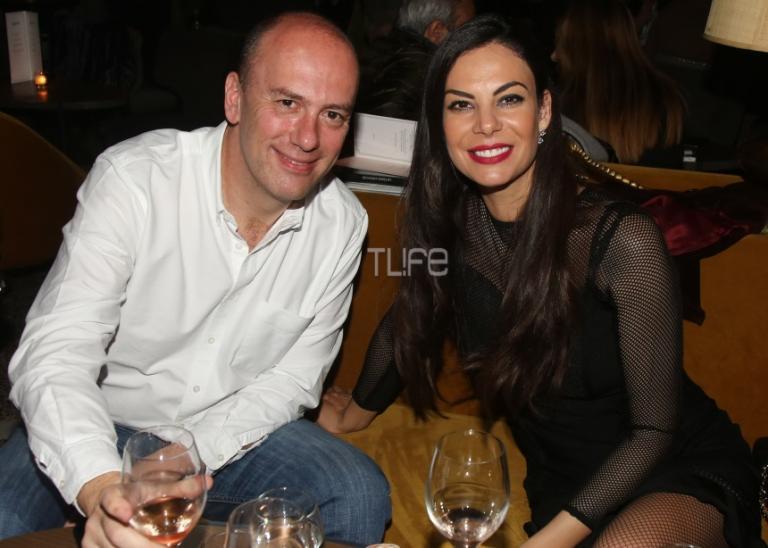 Εύη Βατίδου – Γιάννης Φιξ: Επίσημη κοινή εμφάνιση για το ζευγάρι [pics] | Newsit.gr