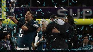 Super Bowl: Έγραψαν Ιστορία οι «Αετοί»