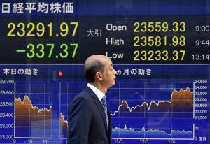 ΗΠΑ: Ο υπουργός Οικονομικών δεν ανησυχεί για την «ελεύθερη πτώση» του Dow Jones