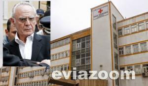 Στο νοσοκομείο για την καρδιά του ο Άκης Τσοχατζόπουλος