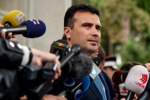 Αποκάλυψη Ζάεφ για Σκοπιανό: Αυτά είναι τα τέσσερα ονόματα που έχουμε προτείνει