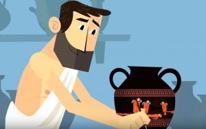 Μια μέρα από τη ζωή ενός αρχαίου Αθηναίου