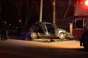Γιάννενα: Βόλτα θανάτου με αυτό το αυτοκίνητο – Σκοτώθηκε 19χρονος μπροστά στους κολλητούς του φίλους [pics]