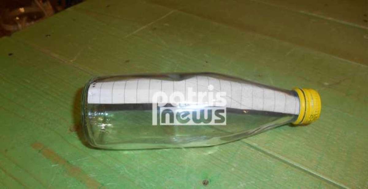 Ηλεία: Η θάλασσα ξέβρασε αυτό το μπουκάλι – Το μήνυμα με τις 32 λέξεις που προκαλούν συγκίνηση [pics] | Newsit.gr