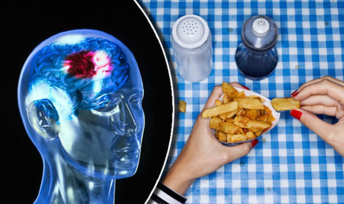 Υπέρταση – Διατροφή: Το είδος φαγητού που προκαλεί εγκεφαλικό επεισόδιο σε νέους ανθρώπους [vid] | Newsit.gr