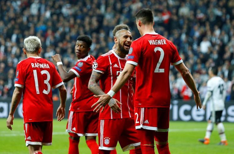 Champions League: Στους «8» η Μπάγερν Μονάχου! Νίκησε την Μπεσίκτας και στην Τουρκία [vids] | Newsit.gr