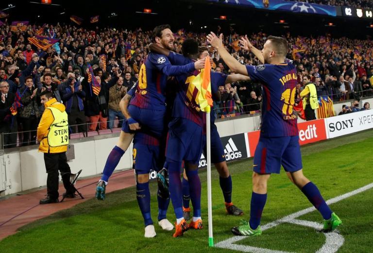Champions League: Μπαρτσελόνα – Τσέλσι 3-0 ΤΕΛΙΚΟ – Στους «8» οι Καταλανοί | Newsit.gr