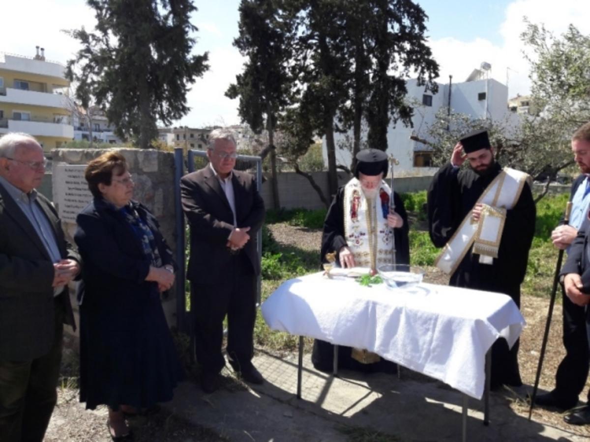 Έχασε την μητέρα του ο Κώστας Γιαννόπουλος την ώρα που βρισκόταν σε εκδήλωση στην Κρήτη