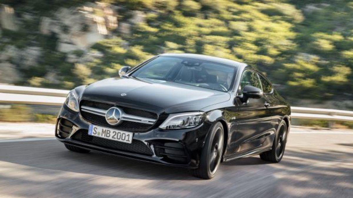Ανανεωμένη Mercedes-Benz C-Class Coupé και Cabriolet [pics] | Newsit.gr