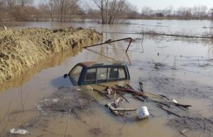 Σε επιφυλακή παραμένει ο νομός Έβρου επειδή ανέβηκε η στάθμη του νερού στα ποτάμια