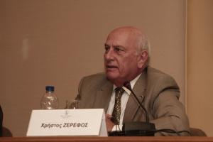 Επίτιμος διδάκτορας του Τμήματος Φυσικής του ΑΠΘ αναγορεύτηκε ο ακαδημαϊκός Χρήστος Ζερεφός
