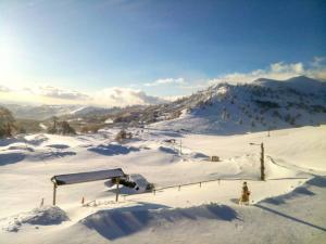 Γρεβενά: Πέντε μέρες αποκλεισμένοι στο καταφύγιο λόγω του χιονιού